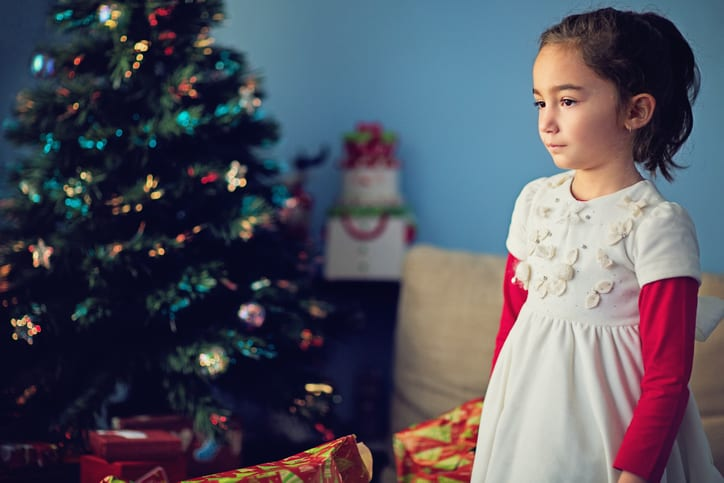 How Does Holiday Stress Affect Kids?